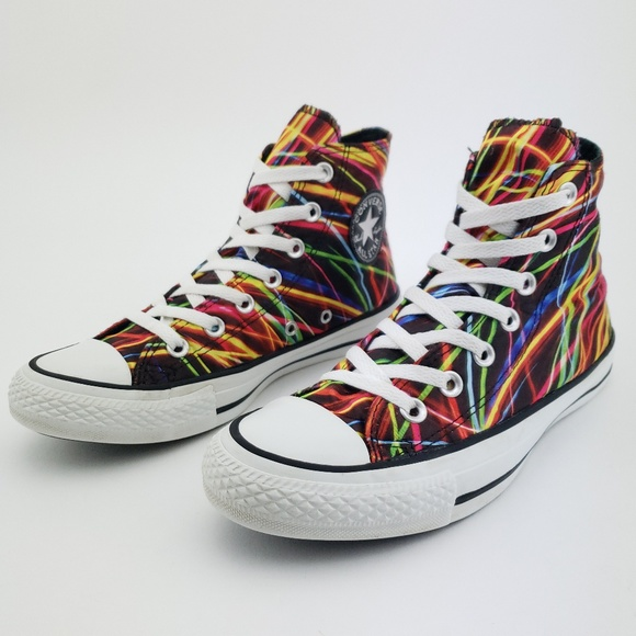 983a5e28100 Converse Shoes - Converse All Star High Top Neon Hi Lights Wo s 7